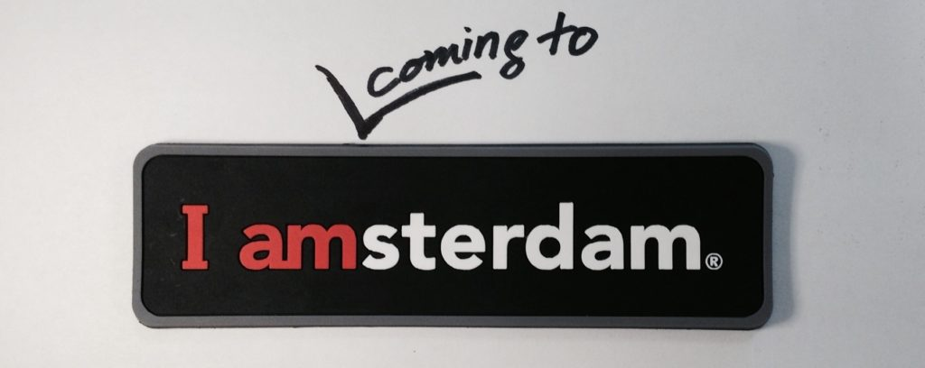 IAMcomingtoAmsterdam