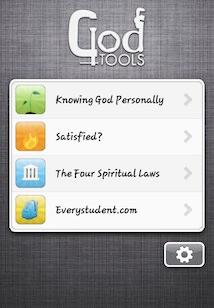 Mobile App Makes Gospel Conversations Easy