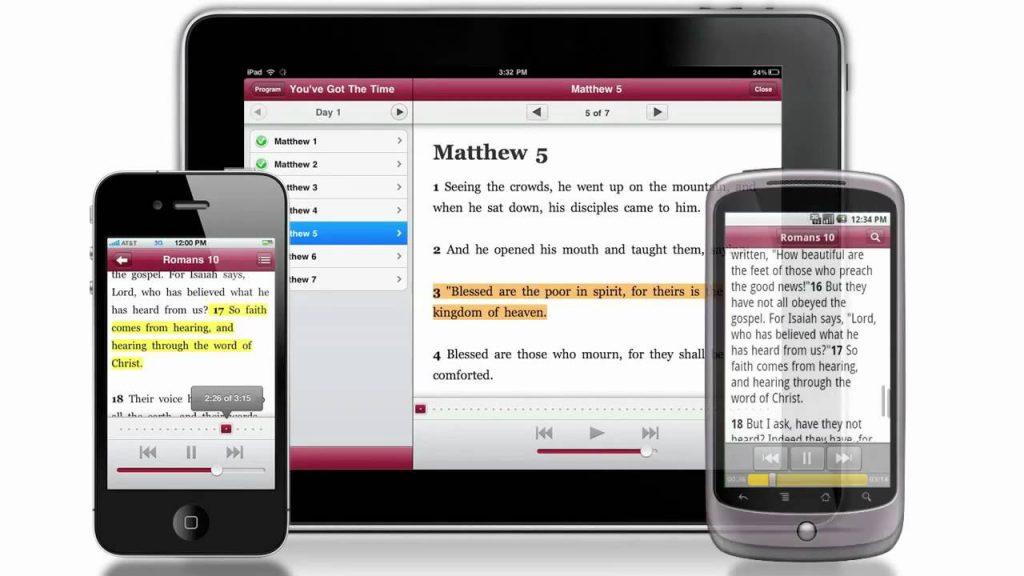 Bible.is audio bible