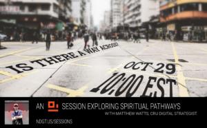 Indigitous Sessions Matthew Watts