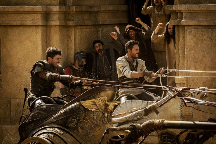 Ben Hur as a tool to share the Gospel