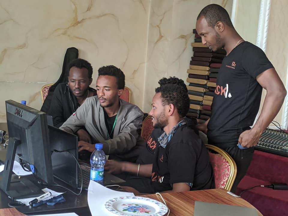 Indigitous #HACK Addis Ababa