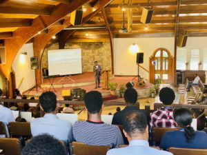 Training churches in digital missions