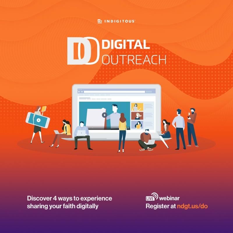 Digital Outreach Webinar