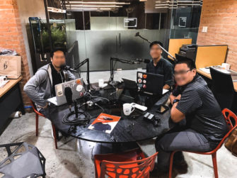 From podcast listeners to disciples