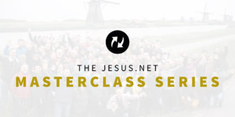Jesus.net starting a masterclass series
