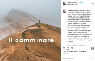 Using Instagram to bring hope during a pandemic