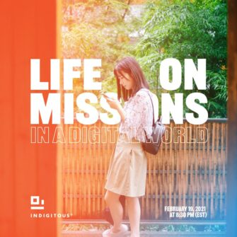 Life on Mission in a Digital World