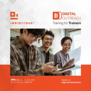 Digital Outreach Training for Trainers