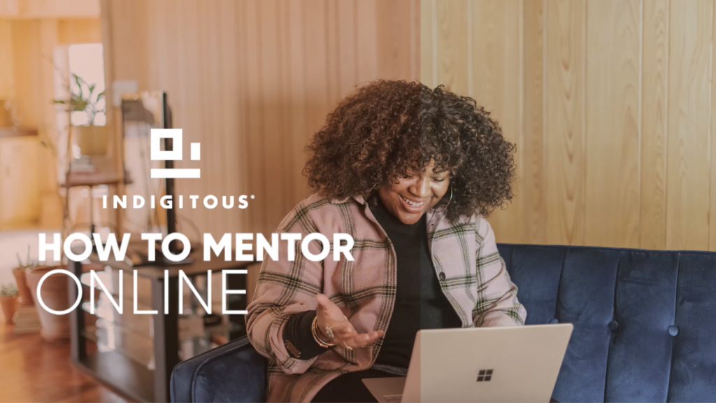 How to mentor online
